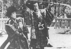 Gôketsu Jiraiya / Jiraiya, the Ninja (1921)